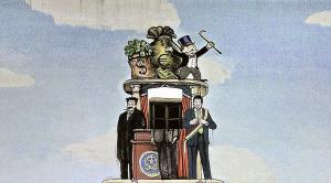 Питер Мейер - Решимость правительства - это разрушение общества  27 ноября 2019 года Clandestine-power-300x166