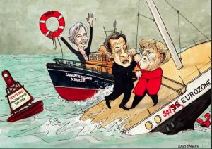Питер Мейер - Перемены в ЕЦБ 20 ноября 2019 года Globalist-Lagarde-300x212
