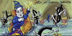 Питер Мейер - Перемены в ЕЦБ 20 ноября 2019 года Mario-the-wizard-300x151