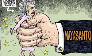 Питер Мейер - Технология 5G осуществляет контроль над живой материей 13 ноября 2019 года Monsanto-GMO-and-5Gpng-300x183