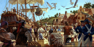 Питер Мейер - Обман Ватикана Saracen-pirates-300x153