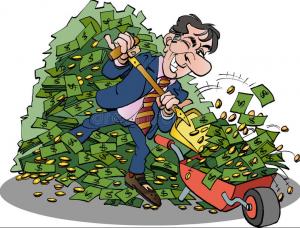 Питер Мейер - Как правительство грабит своих граждан Easy-money-300x228