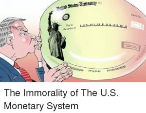 Питер Мейер - Те, кто печатают деньги, - фальшивомонетчики  Global-fiat-financial-system-300x232