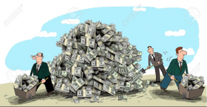 Питер Мейер - Как правительство грабит своих граждан Increase-in-the-quantity-of-money-300x156