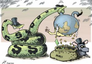 Питер Мейер - Те, кто печатают деньги, - фальшивомонетчики  Obsolate-money-system-300x210