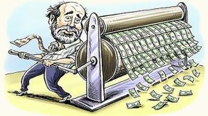 Питер Мейер - Как правительство грабит своих граждан Printing-press-wealth-300x167