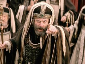 Питер Мейер - Менялы Pharisees-300x226