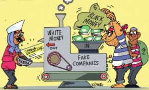 Питер Мейер - Фальшивые деньги разрушают нашу цивилизацию Real-and-fake-money-300x182