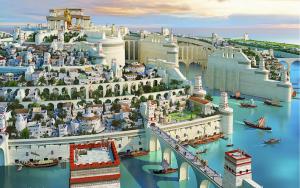 Питер Мейер - Пробуждение человечества Atlantis-the-lost-city-300x188