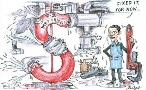 Питер Мейер - Нагнетание паники перед пандемией Financial-crisis-fixed-300x186