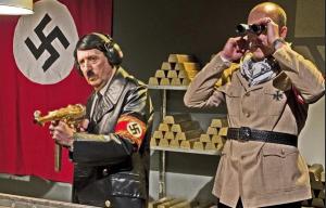Питер Мейер - Спрут Глубинного Государства Octogon-Nazi-organisation-300x192