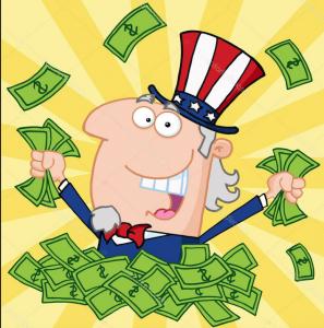 Питер Мейер - Нагнетание паники перед пандемией Free-money-297x300