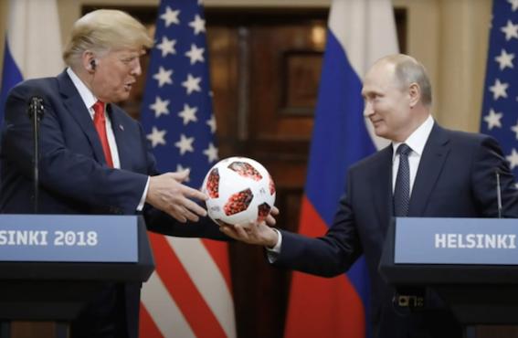 Команда Трампа, Q и Альянс побеждают Глубинное государство изнутри, часть 3/3 TrumPutin-s.ball_