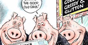 Питер Мейер - Реальные деньги против криптовалют и фиатных денег Bankers-control-precious-metal-prices-300x153
