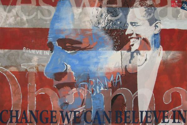 Art Inspired by Obama Obama-yes-xavier-carter--pw-moody