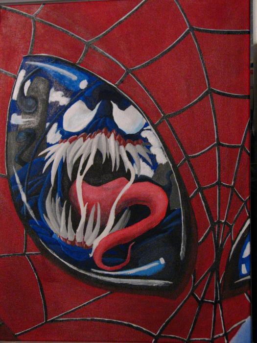 Nos visitan seres de otros mundos? Spider-man-n-venom-eye-reflection-grant-jastal