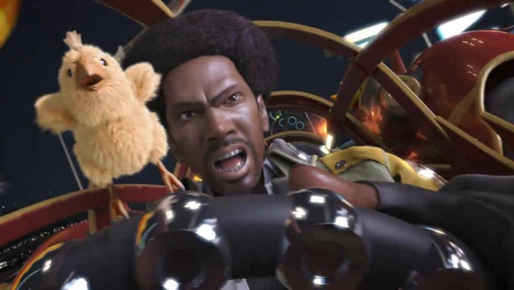 Final Fantasy XIII Final-fantasy-13-sazh-chocobo-hair