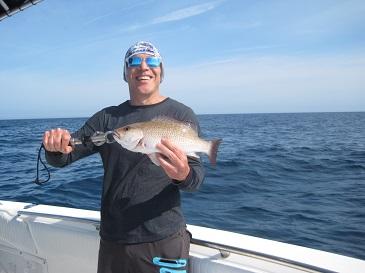 SW FL-Bonita Beach: Slow season, but the fishing is good ResizedMeirDaller16Mang