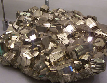 Roches & Pierres Pyrite-roche