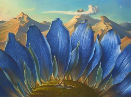 Vladimir Kush - Page 3 Kush-accross-the-mountain