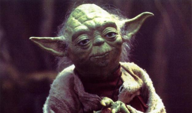 hasta la vista baby... Yoda