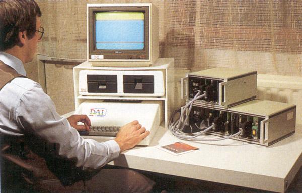 Le DAI Computer Daiwdisk