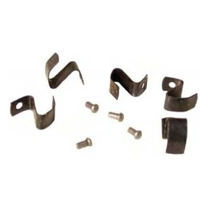 Chapas para tapacubos originales Kit-de-clips-de-fijacion-llanta