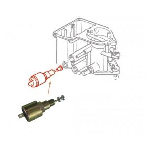Electroválvula ralenti carburador Piston-electrico