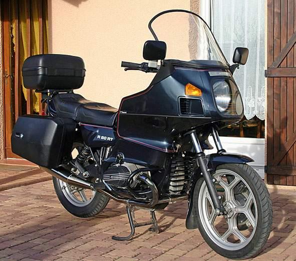 Avis sur Moto Guzzi California. R80rtb3g