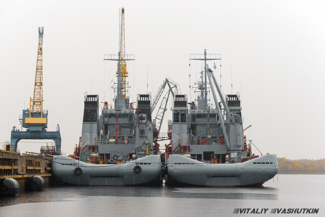 Argentina compra 4 remolcadores rusos - Página 4 142416