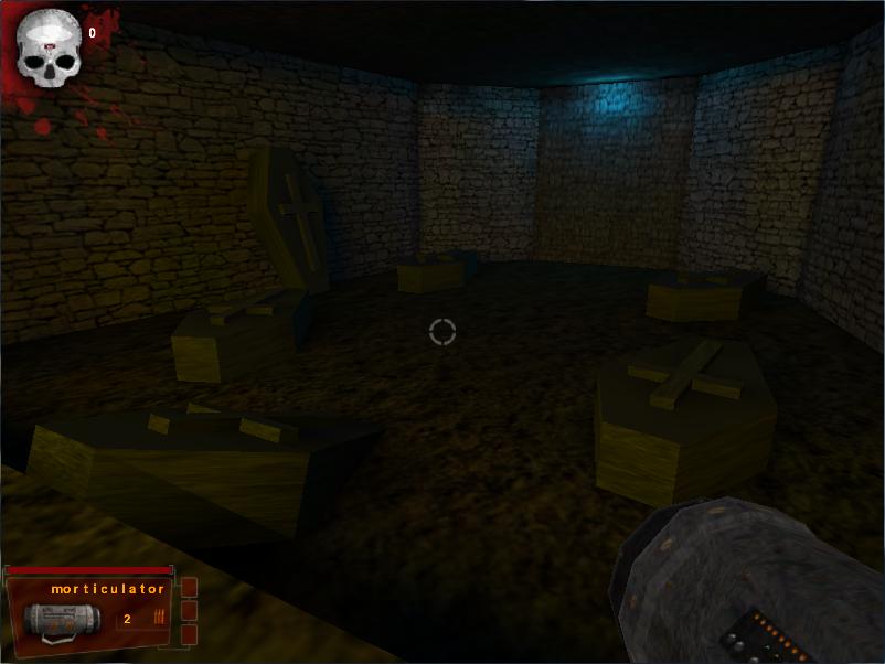 Flesh Snatcher : FPS Java Shot79d