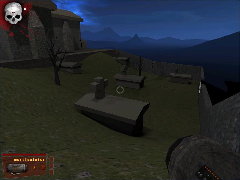 Flesh Snatcher : FPS Java Shot84d