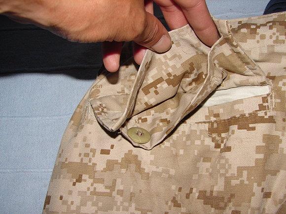 uniforme marpat desert 57