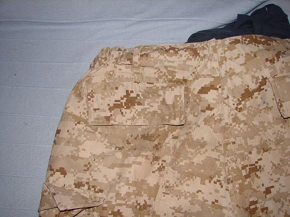 uniforme marpat desert 58