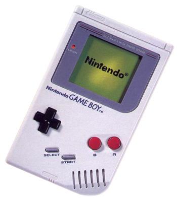 Aquellos entrañables juguetes de nuestra infancia Gameboy