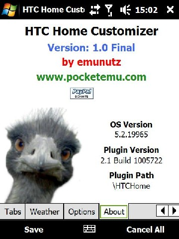 Custom: Outils customisation plugin HTC HOME - Page 4 HHC