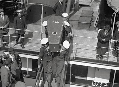Empress of Ireland- канадский Титаник Og7