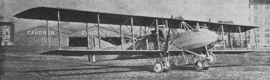 Société des avions Caudron Caudron_R4-1