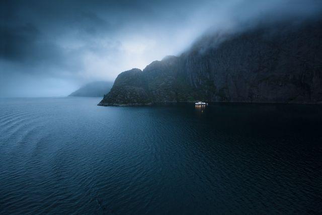 Роскошные пейзажи Норвегии - Страница 2 1810