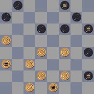 Двойные шашки. 11540145683