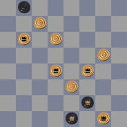 Русские шашки - 64 - Страница 7 14252815268
