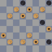 Русские шашки - 64 - Страница 7 14252822528