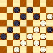 2-й чемпионат России по решению шашечных позиций, 2005 год  16181516292
