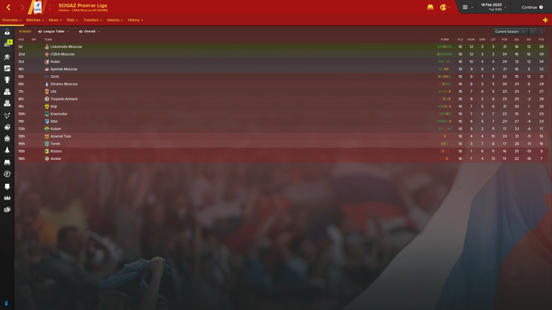 Debski's Backgrounds (FM2016) SlFq