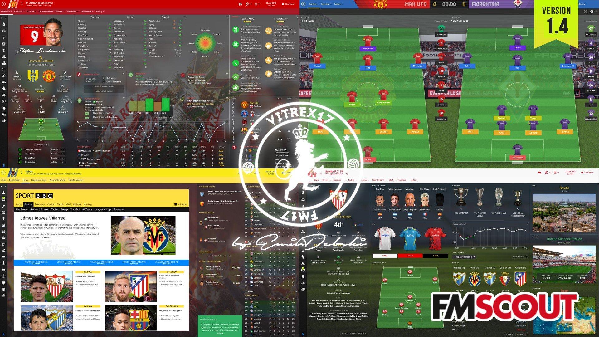 VITREX17 for FM17 SHwuW