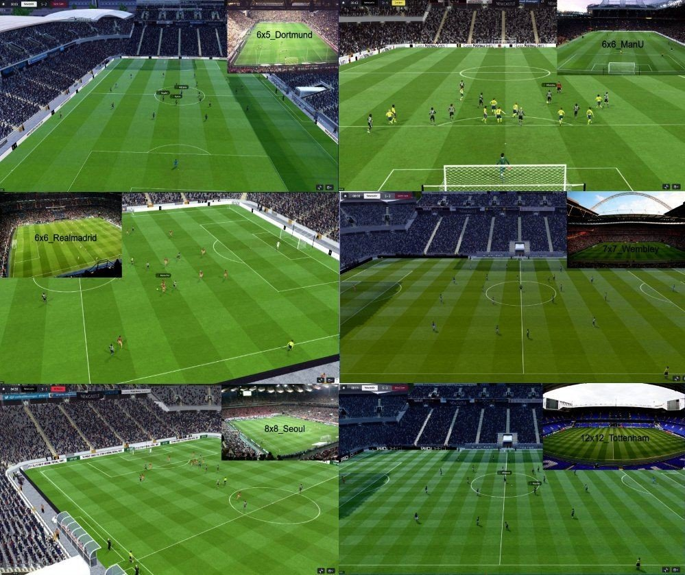 Real Pitch Patterns (FM2017) U2Wtp