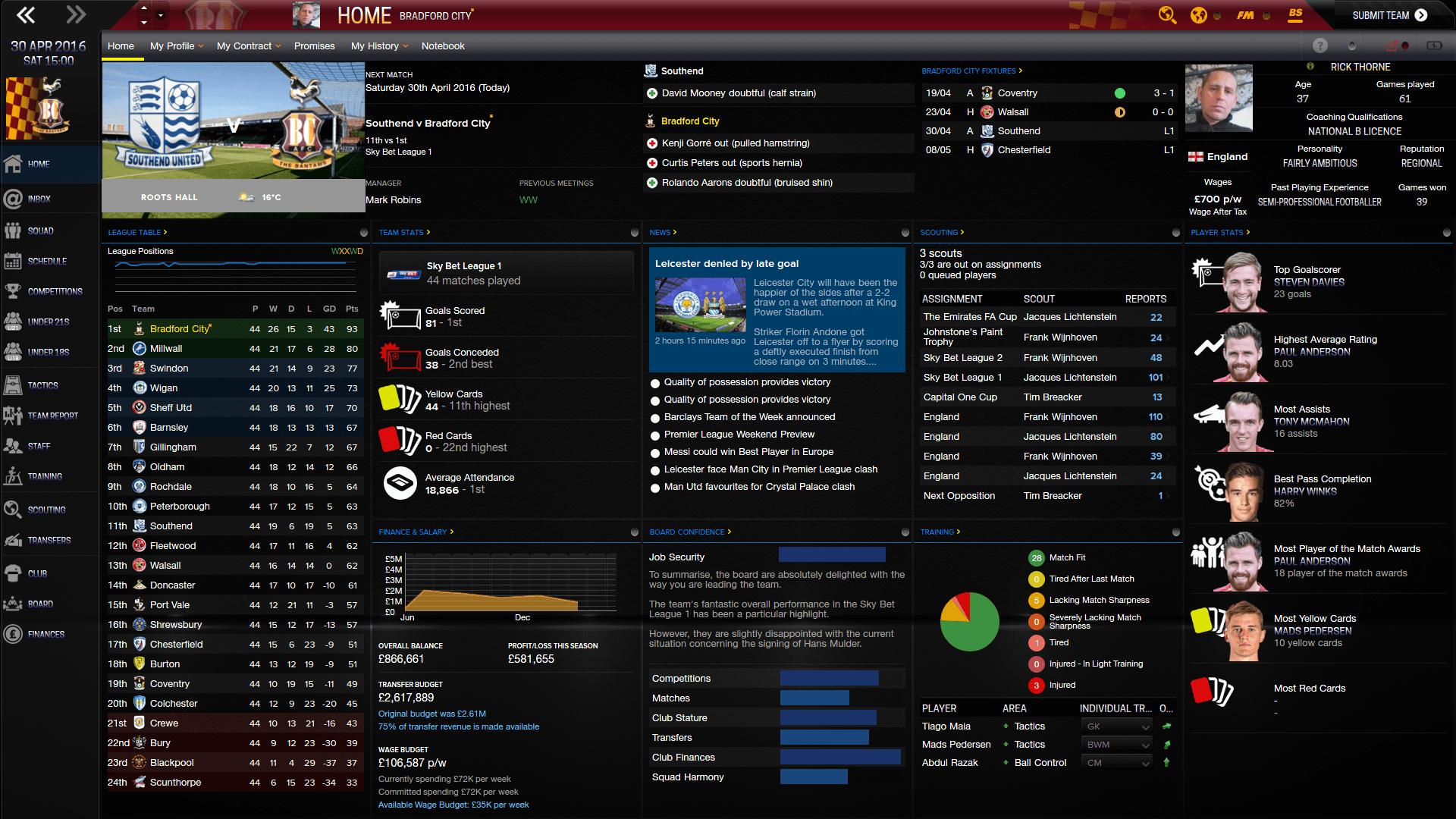 Andromeda BLK (FM2016) YdlM7