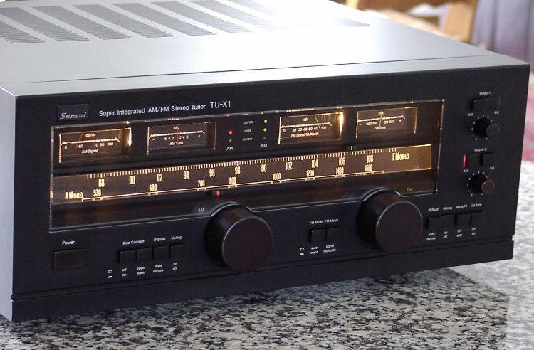 Sintonizadores TU-X1