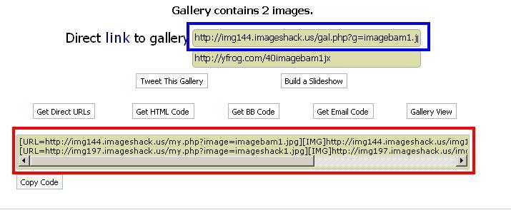 Comment poster une image sur le forum ? Imageshack2b