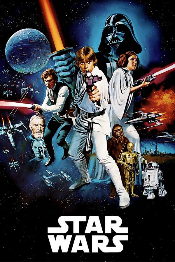 Le Cinéma US Star-Wars-Poster